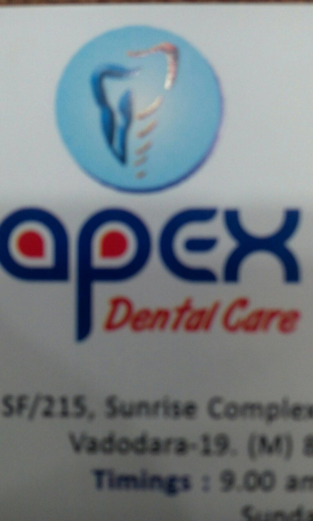 apexdentalcare - logo