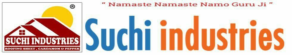 SUCHI INDUSTRIES - logo