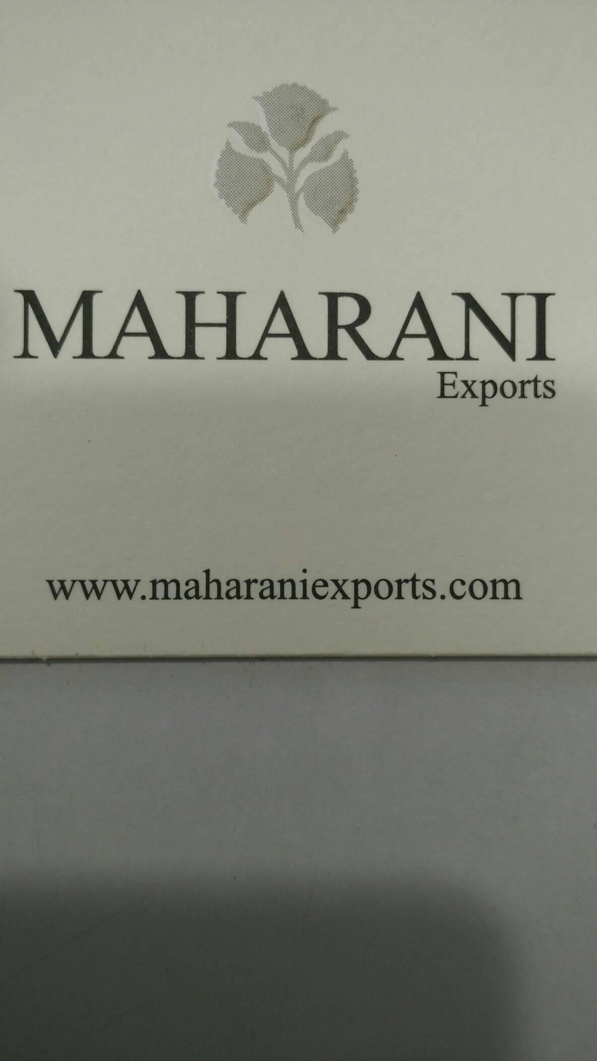 Mahatani Export - logo