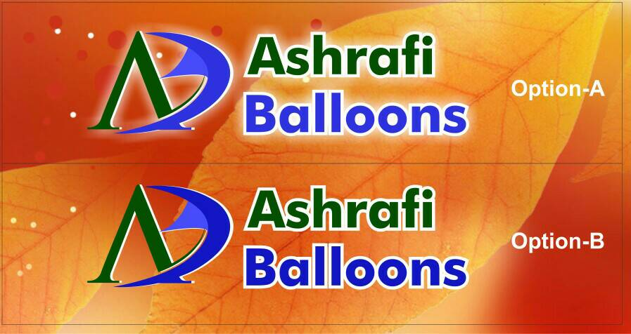 Ashrafi Balloons - logo