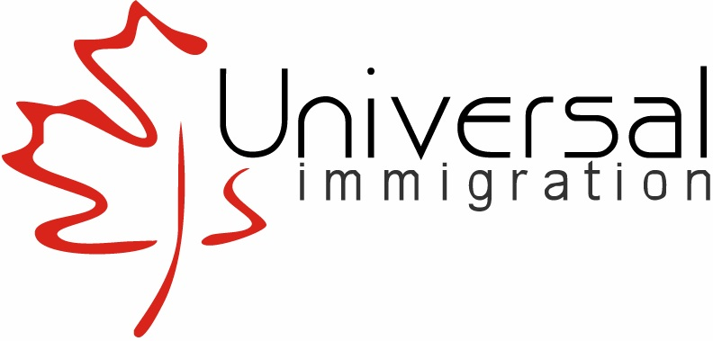 India Universal Immigration - logo