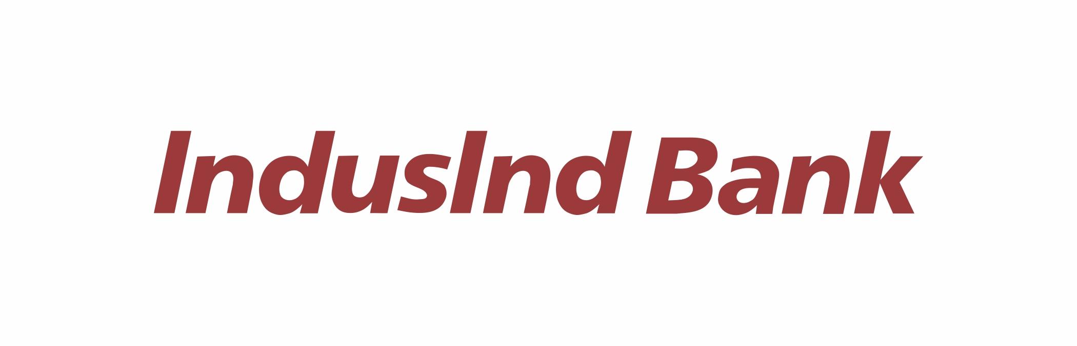 IndusInd Bank,BORINGROAD - logo