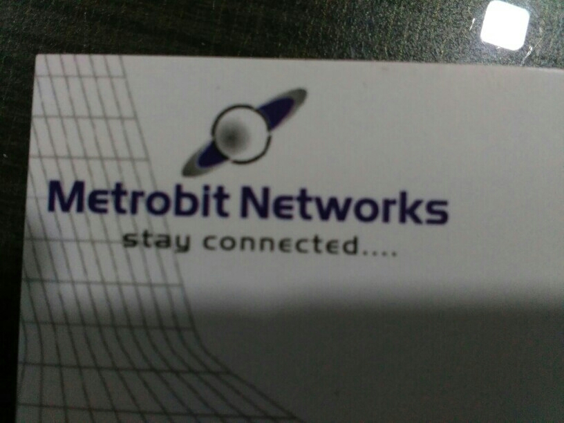 Metrobit Networks - logo