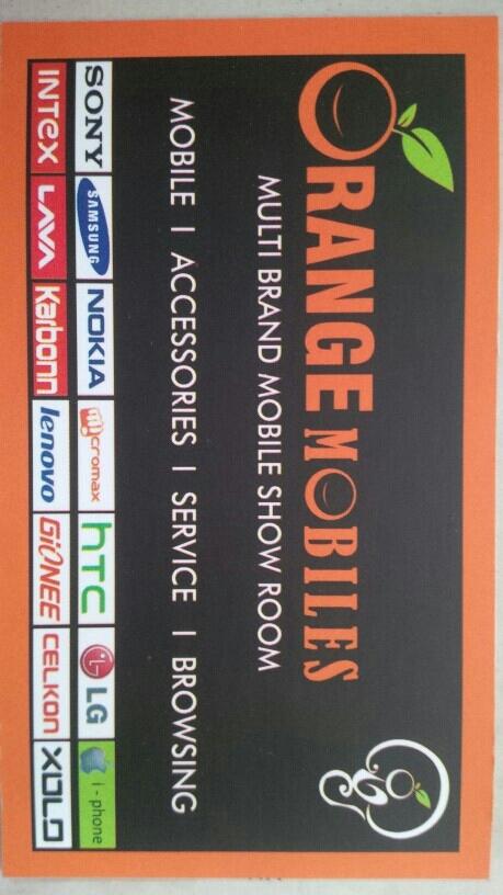 Orange Mobiles - logo