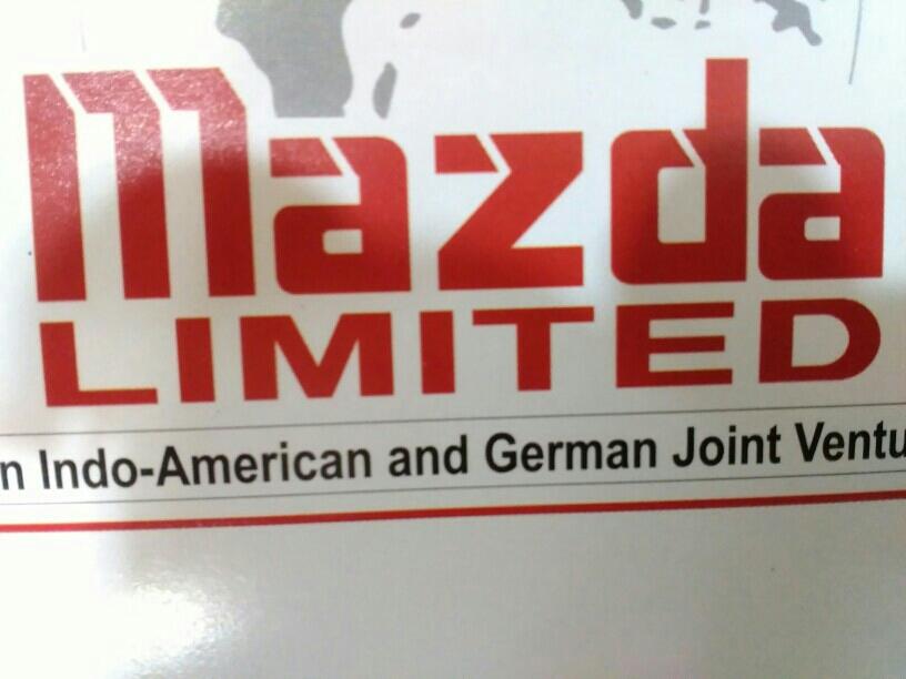 Mazda Ltd - logo