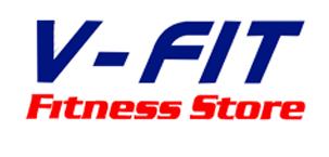 V-Fit Fitness Store - logo