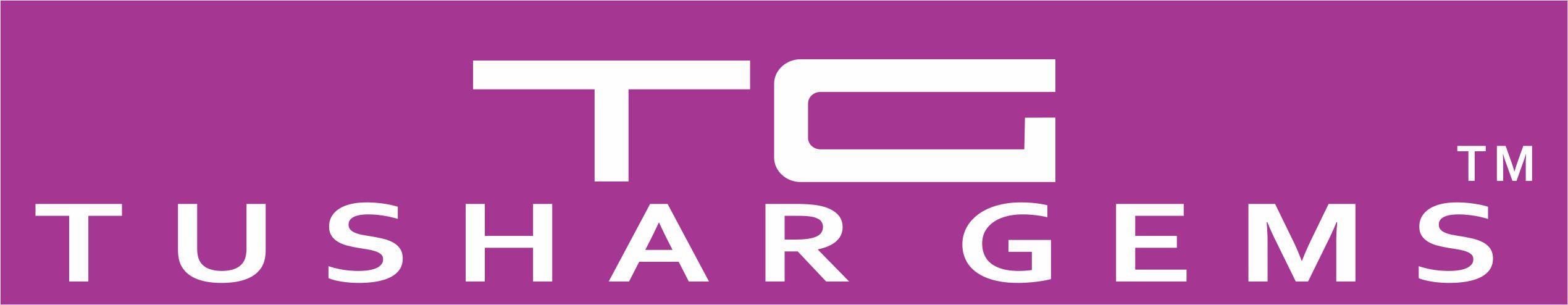Tushar Gems - logo
