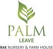 RAK Nursery & Farm House - Palm Leaves - logo