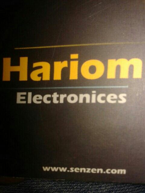 Hariom Ahd - logo