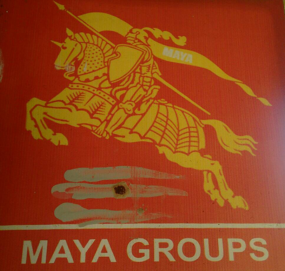 Maya Groups - logo