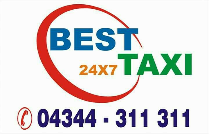 Best Taxi Hosur - logo