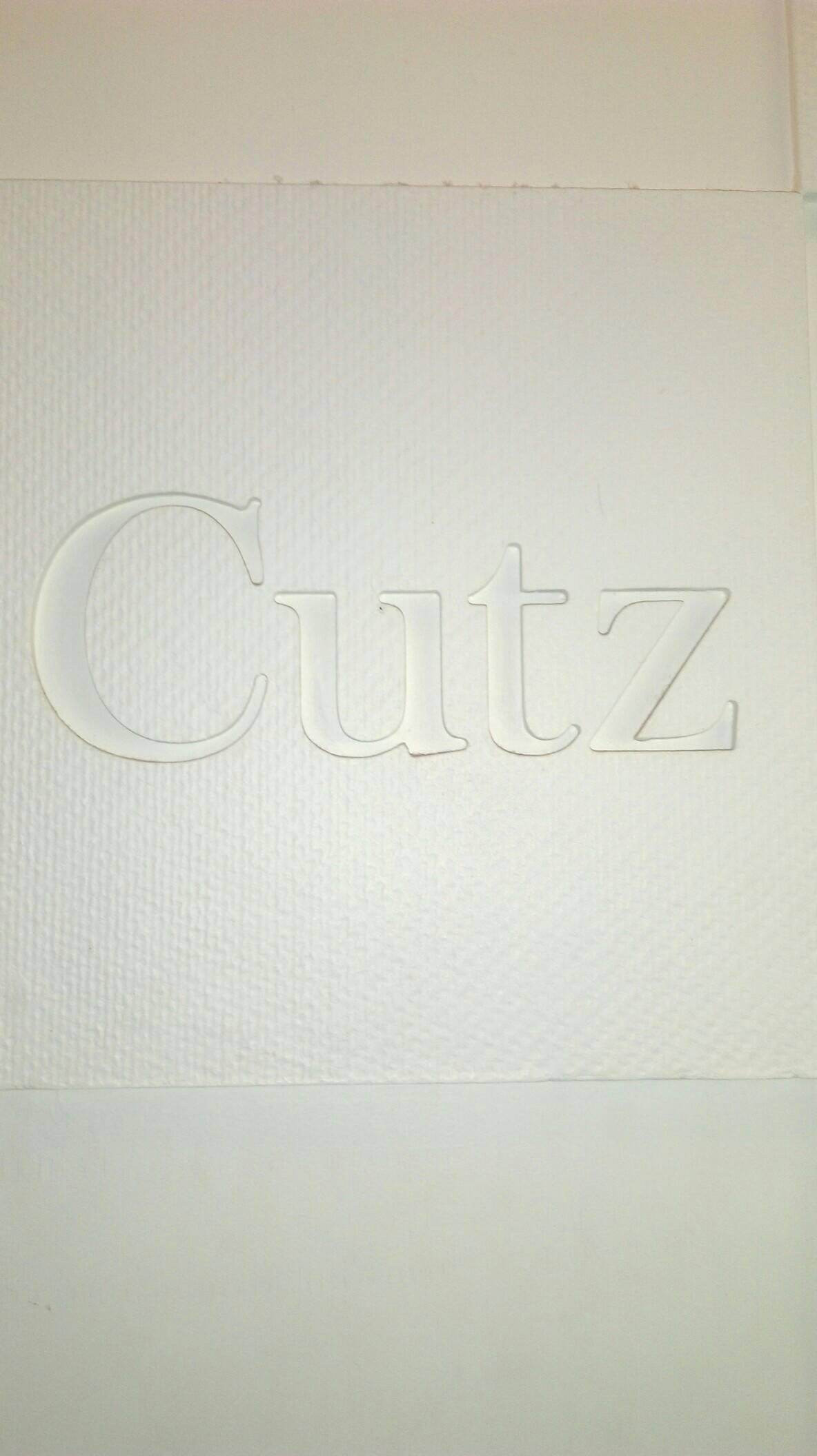 Cutz Beauty Parlor - logo