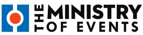 The Ministry Of Events - logo