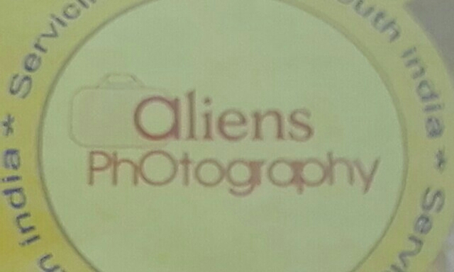 Aliens Photography - logo