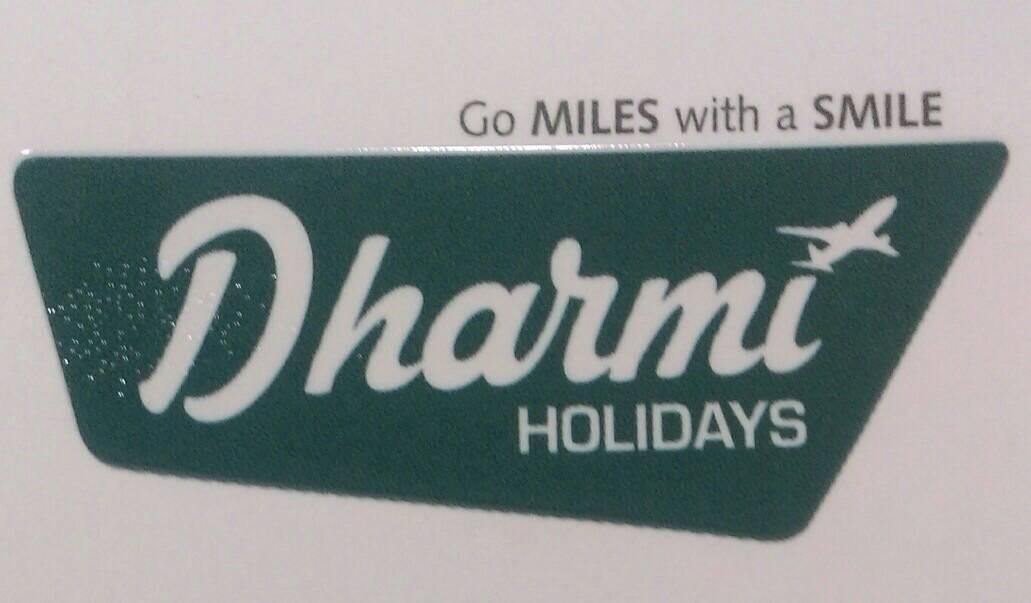Dharmi Holidays  - logo