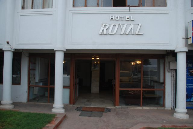 Hotel Royal - logo