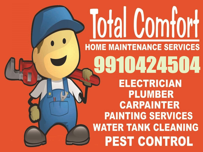 Total Comfort - logo