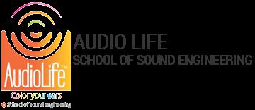Audio Life - logo