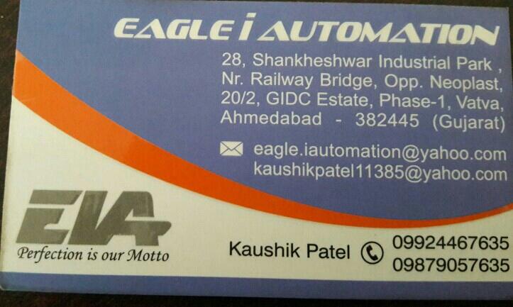 Eagle Automation - logo