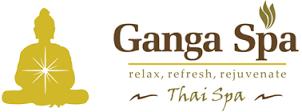 Ganga Spa - logo
