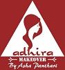 Adhira Makeover by Asha Panthari - logo