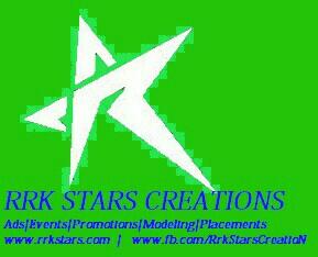 RRK STARS CREATIONS - logo