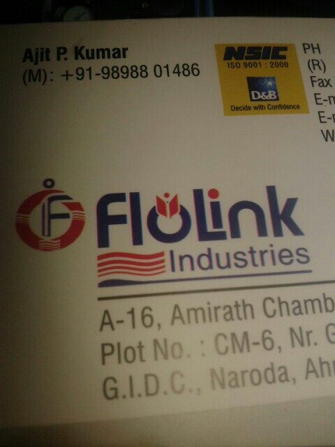 Flilink Industries - logo