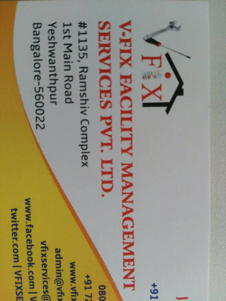 vfix services - logo
