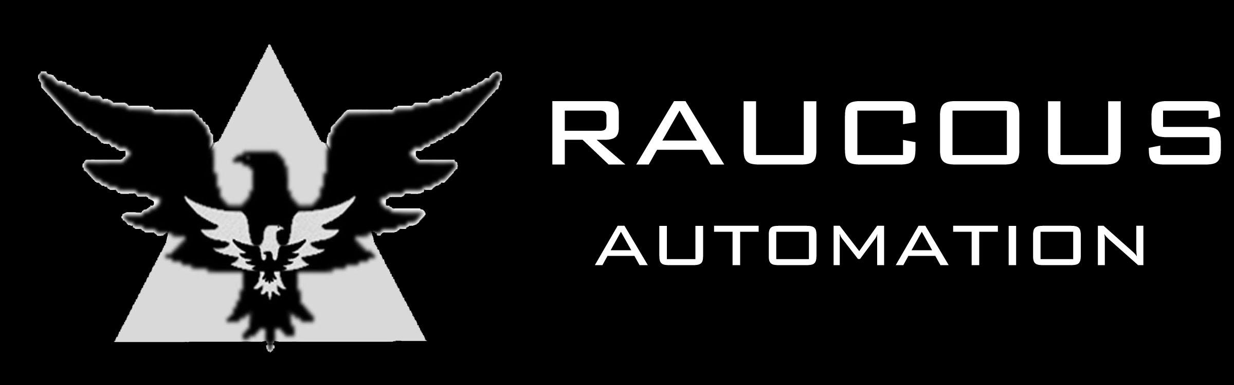 Raucous Automation - logo