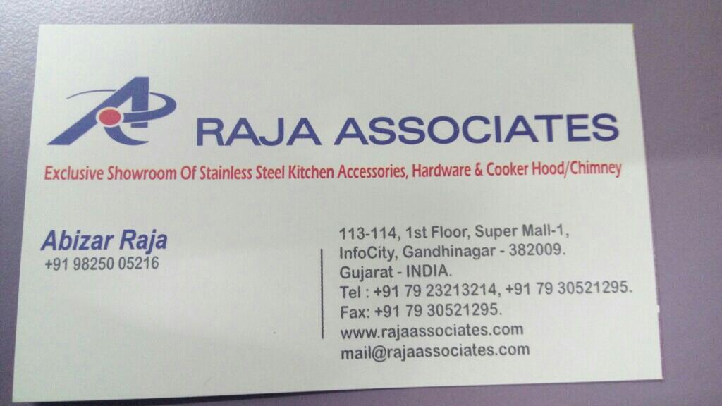 Raja Associates - logo