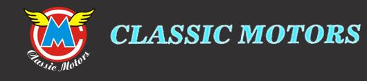 CLASSIC MOTORS - logo