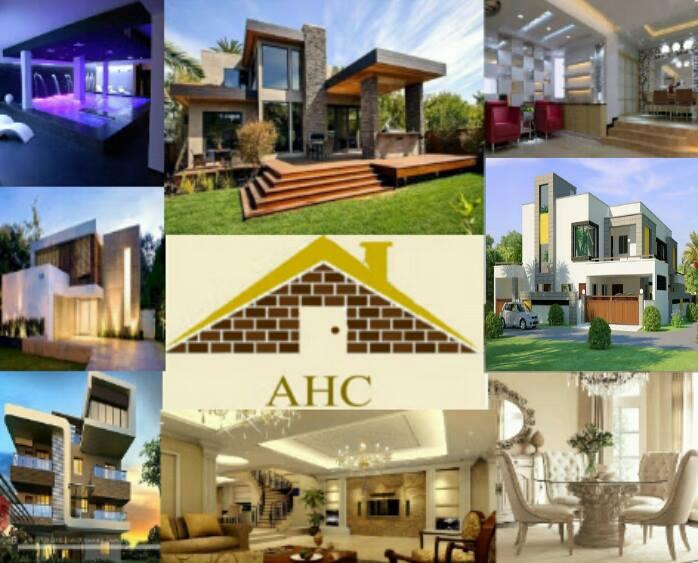 Akbar Home Construction - logo
