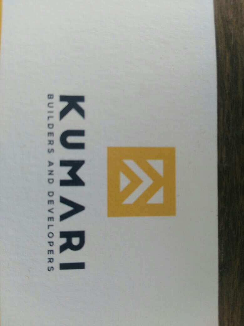 kumari builders - logo