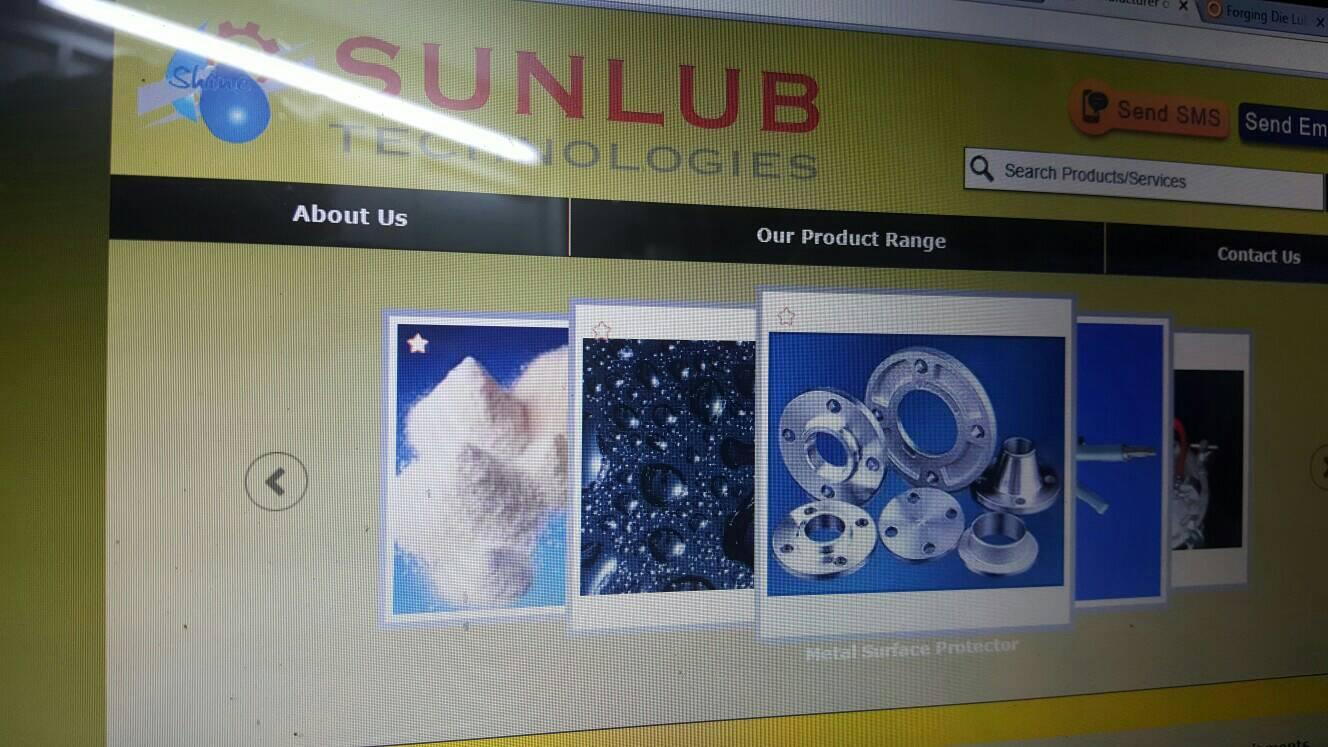 Sunlub  - logo