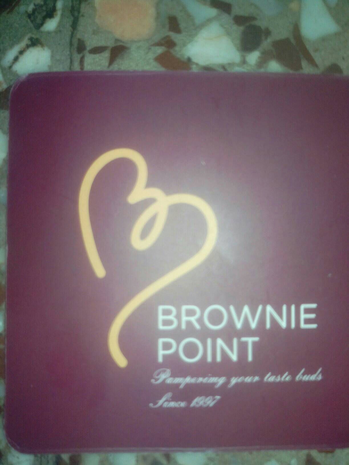Brownie Point - logo