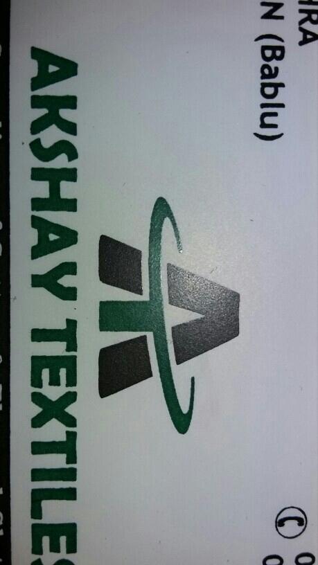Akshay Textile - logo