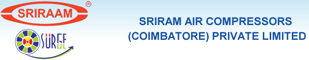 SRI RAM AIR COMPRESSOR - logo