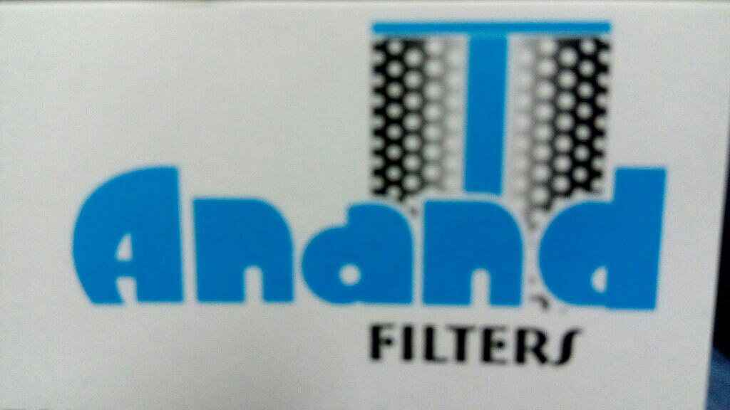 Anand Filter - logo