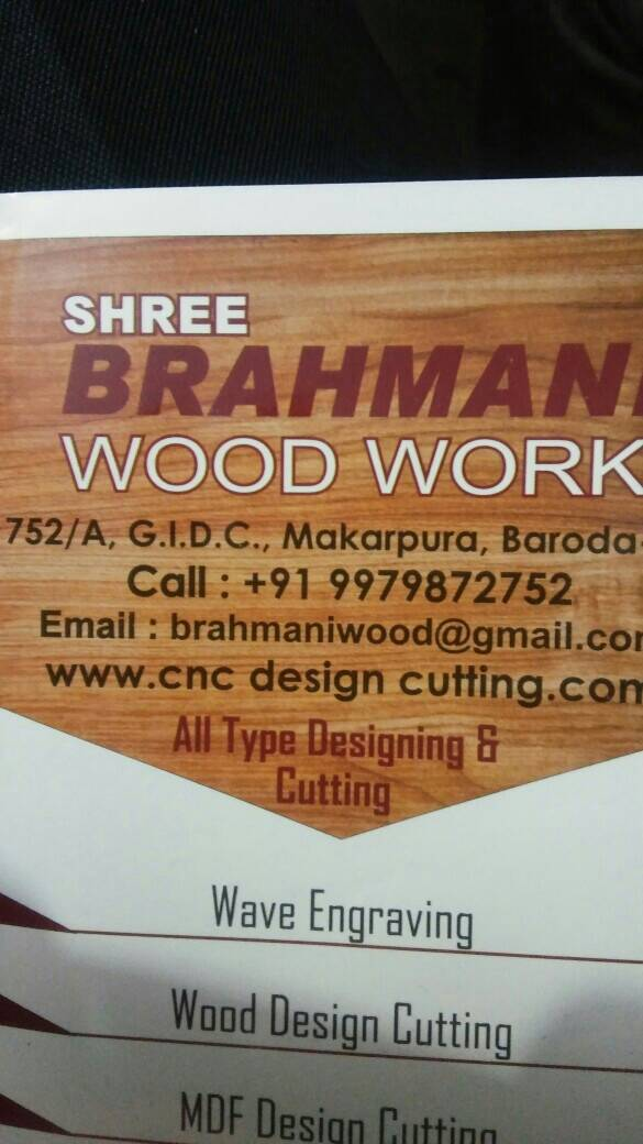 Shree Brahmani Wood Work