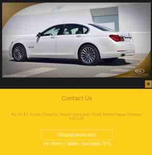 Opulenze Luxury Car Rental 9941118888 - logo