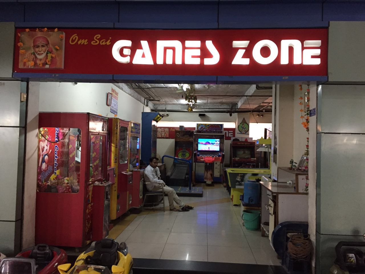 Games Zone - logo