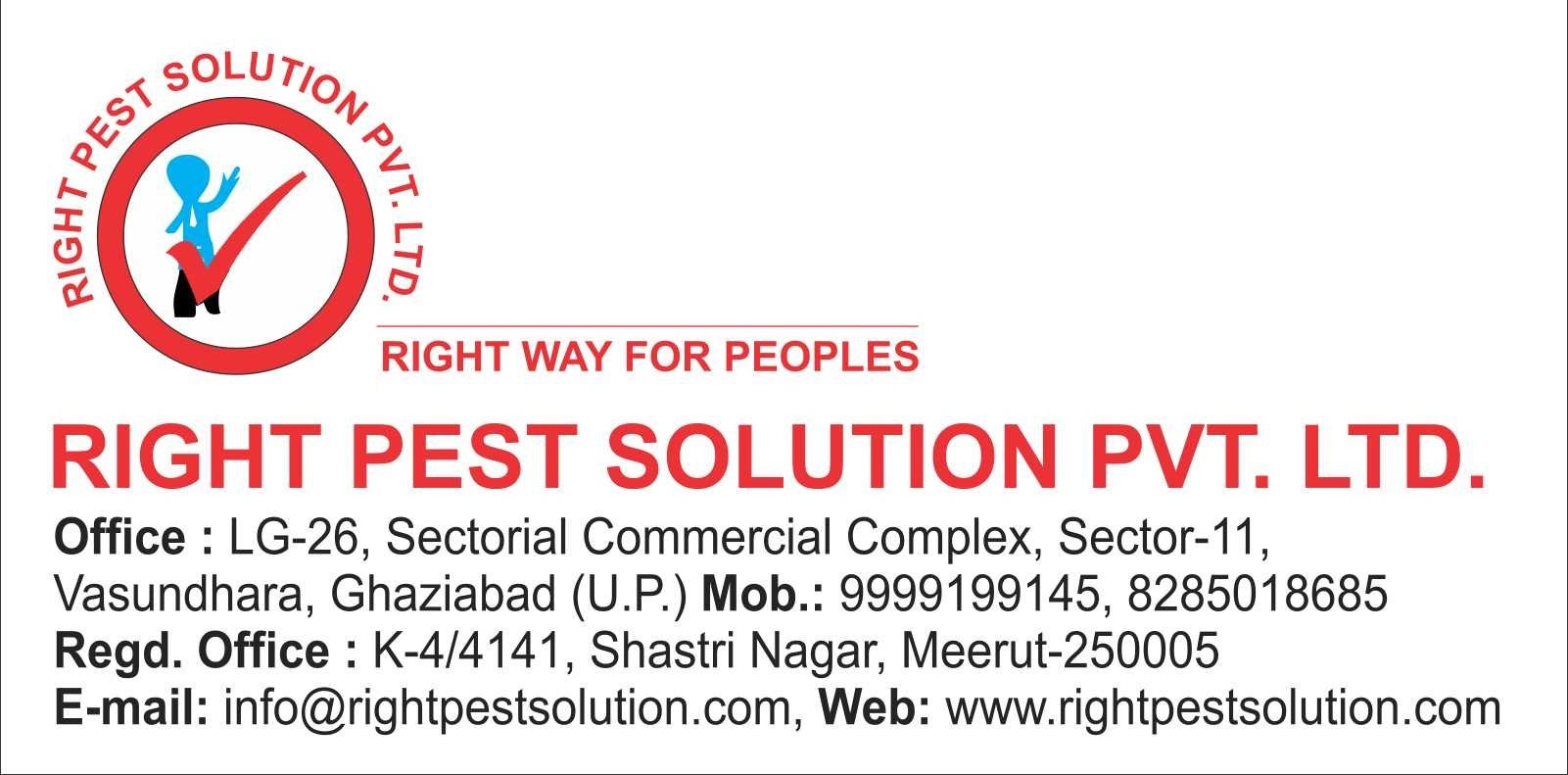 Right Pest Solution Pvt Ltd - logo