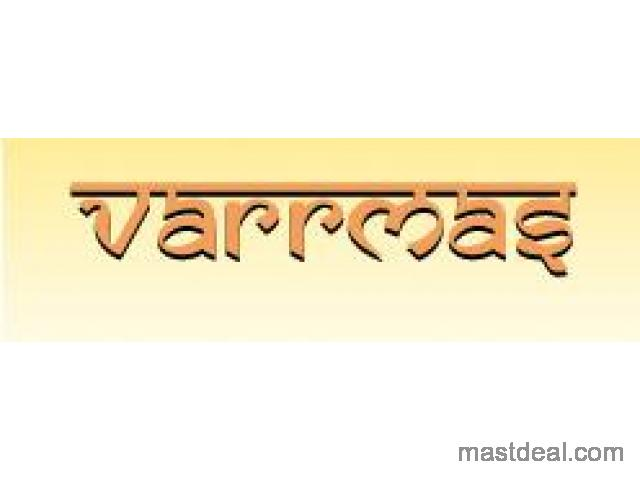 Varrmas Arts & Crafts - logo