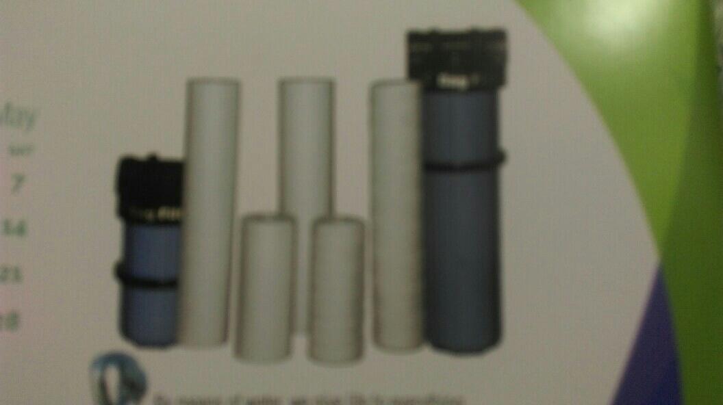 Paras filter - logo