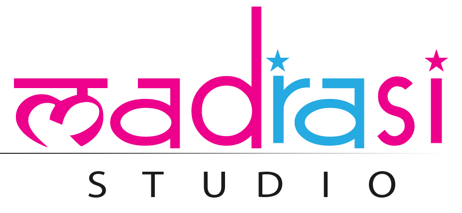 Madrasi studio - logo