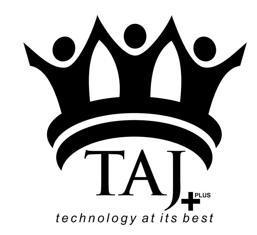 TAJ INSTRUMENTS - logo