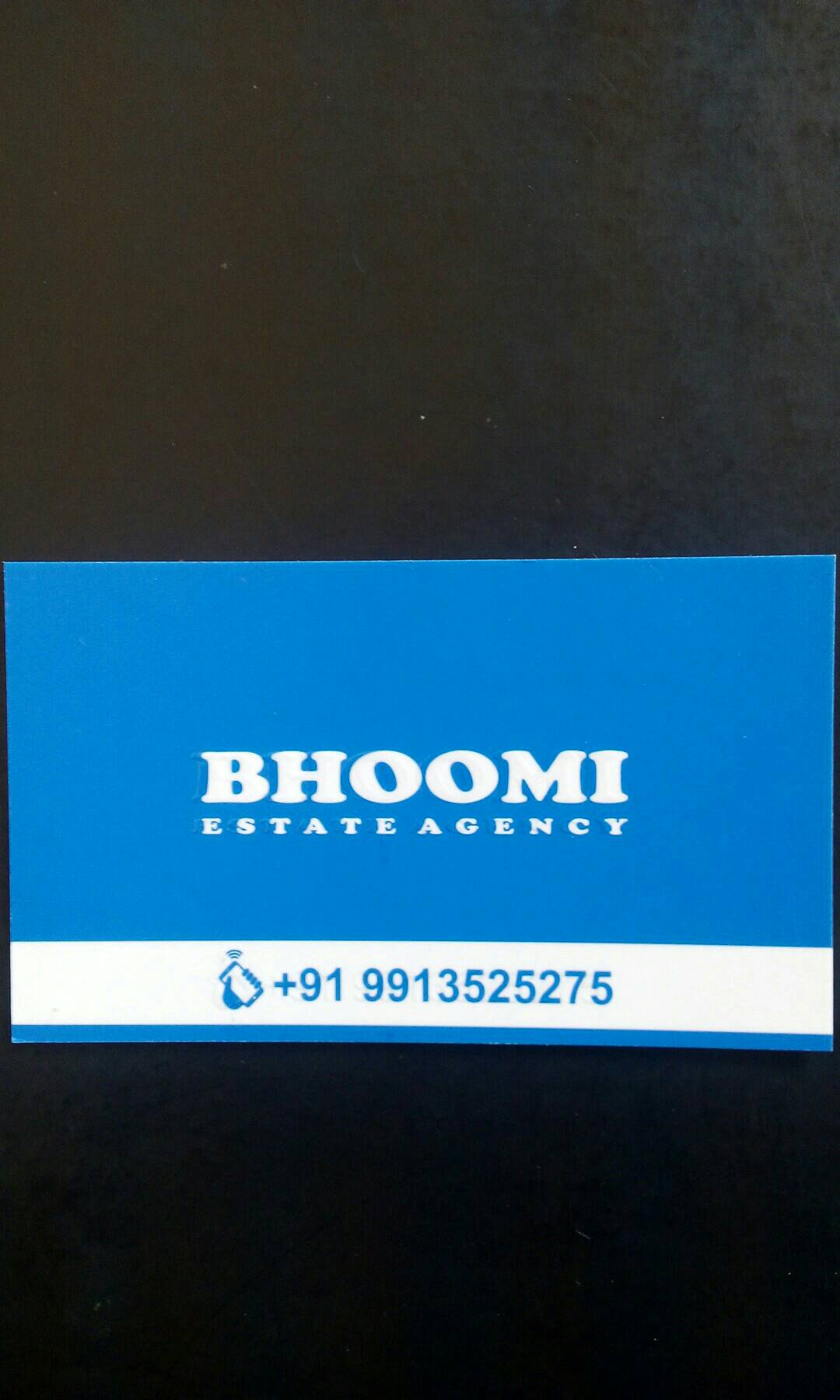 Bhoomi Estate Agency - logo
