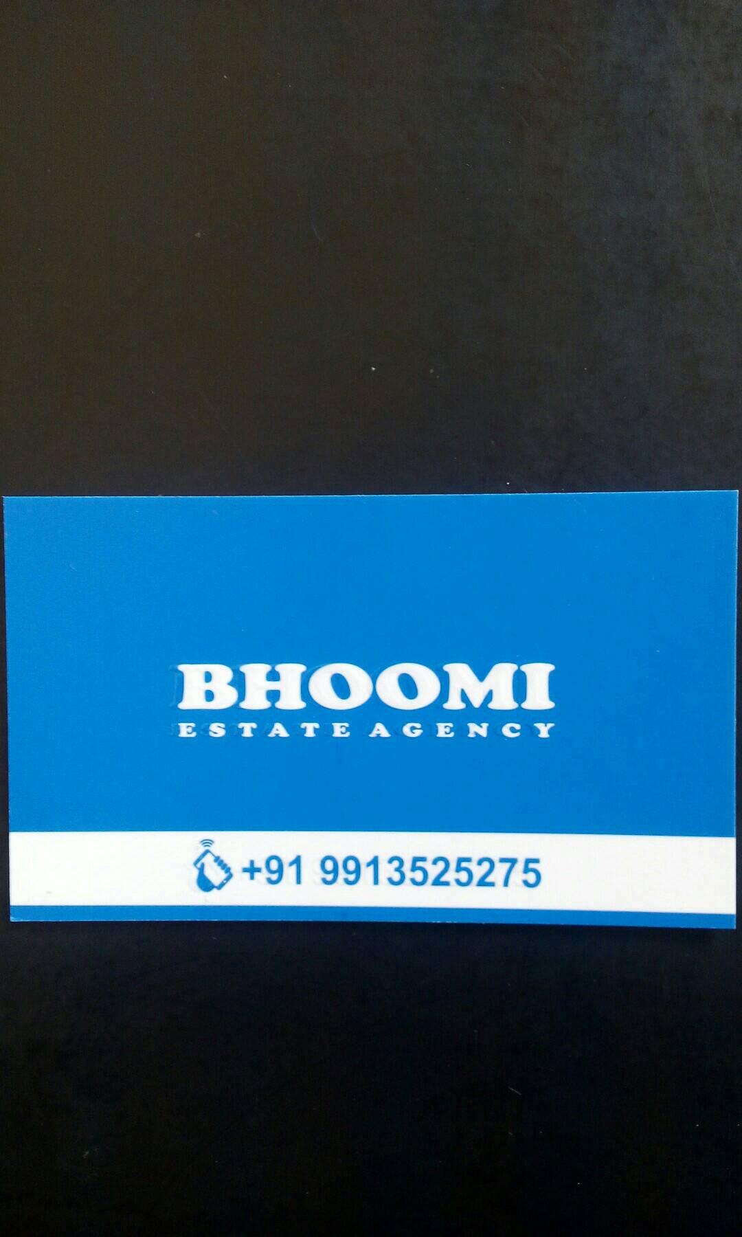 Bhoomi Estate Agency - logo