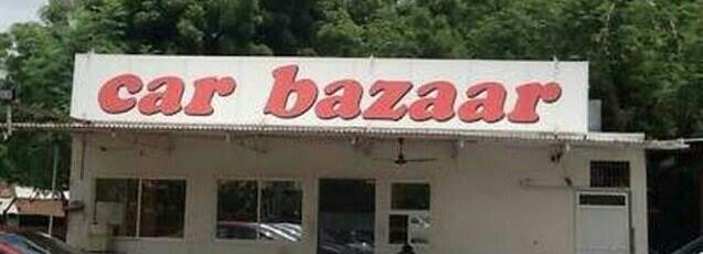 Car Bazaar - logo