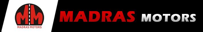 MADRAS MOTORS - logo